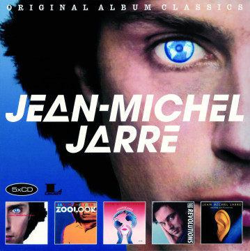 Jean Michel Jarre - Original Album Classics (5CD)