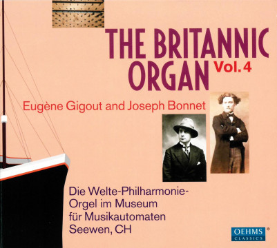 Diverse Interpreten - The Britannic Organ Vol.4