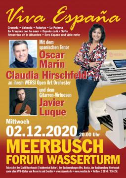 02.12.2020, Meerbusch - Forum Wasserturm