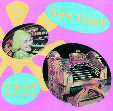 Ann Leaf - Concert Echoes