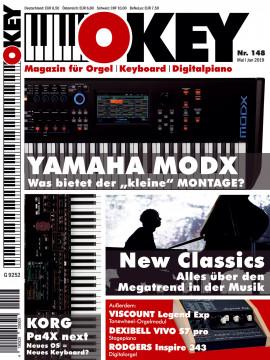OKEY Ausgabe 148 - Mai/Juni 2019
