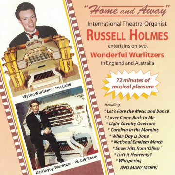 Russel Holmes - Home And Away