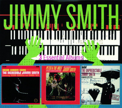 Jmmy Smith - 3 Essential Albums (3CD)