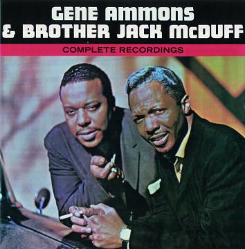 Jack McDuff - Gene Ammons & Brother Jack McDuff