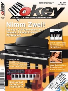 OKEY Ausgabe 119 - Juli/August 2014