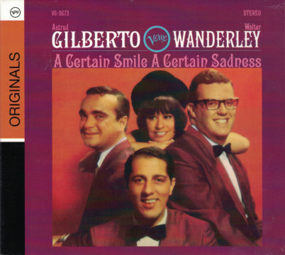 Walter Wanderley - A Certain Smile, A Certain Sadness