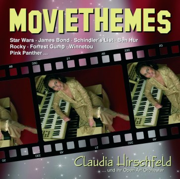 Claudia Hirschfeld - Moviethemes