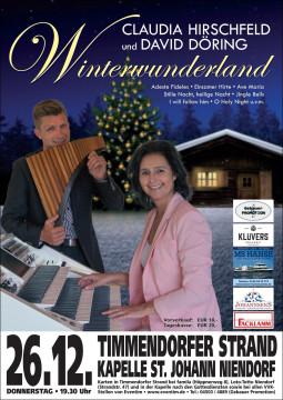 26.12.2019, Timmendorf Strand - Kapelle St. Johann Niendorf