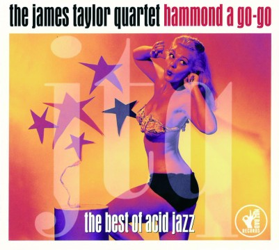 James Taylor Quartet - Hammond A Go-Go