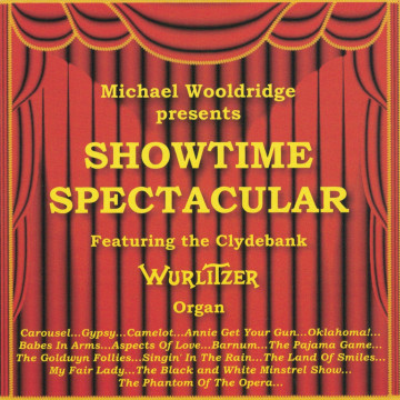 Michael Wooldridge - Showtime Spectacular