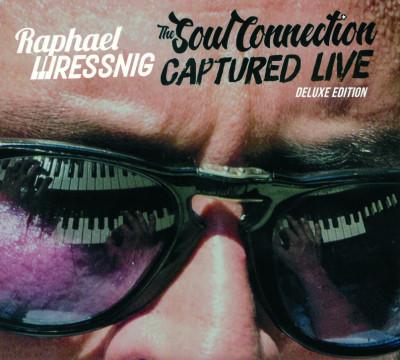 Raphael Wressnig - The Soul Connection / Captured Live ( 2CD)