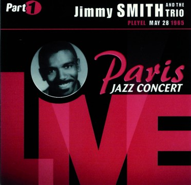 Jimmy Smith - Paris Jazz Concert