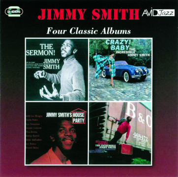 Jimmy Smith - Four Classic Albums (2CD)