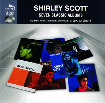 Shirley Scott - Seven Classical Albums (4 CD)