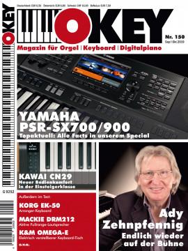 OKEY Ausgabe 150 - September/Oktober 2019