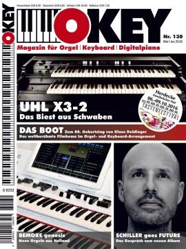 OKEY Ausgabe 130 - Mai / Juni 2016