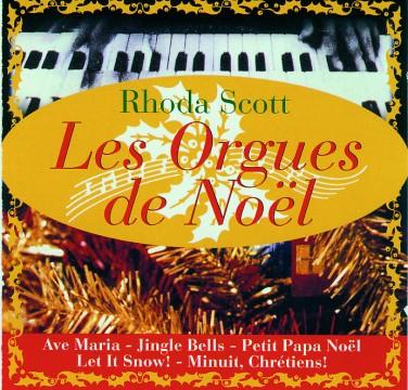 Rhoda Scott - Les Orgues De Noël