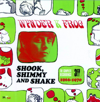 Michael Weaver - Shook, Shimmy and Shake (Wynder K Frog,3 CDs)