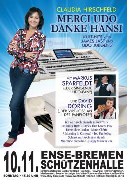 10.11.2019, Ense-Bremen - Schützenhalle