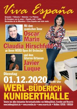 01.12.2020, Werl - Kuniberthalle Büderich