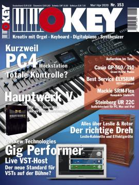 OKEY Ausgabe 153 - März/April 2020
