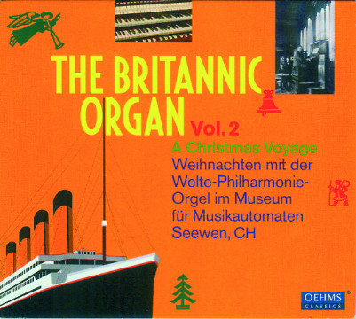 Diverse Interpreten - The Britannic Organ Vol.2