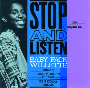 Willette Baby Face - Stop And Listen