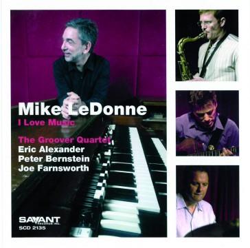 Mike Ledonne - I Love Music