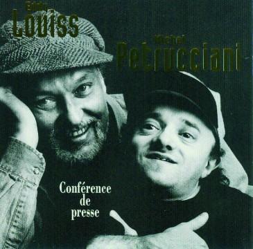Eddy Louiss - Conférence De Presse (Mit Michel Petrucciani)