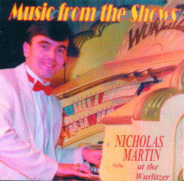 Nicholas Martin - Music From The Shows
