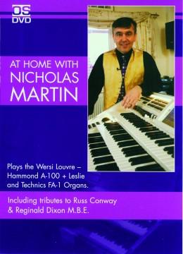Nicholas Martin - At Home With Nicholas Martin