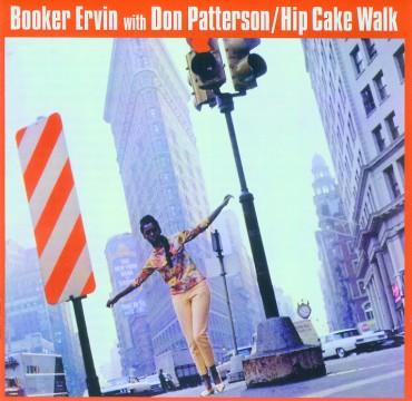 Don Patterson - Hip Cake Walk