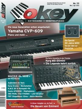 OKEY Ausgabe 111 - März/April 2013