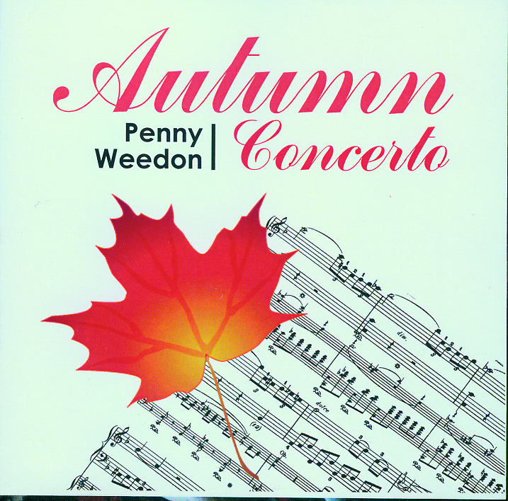 1336698876129 Penny Weedon - Autumn Concerto | E-Orgel / Keyboard | CD | Tonträger |  Mautner Medien - Onlineshop