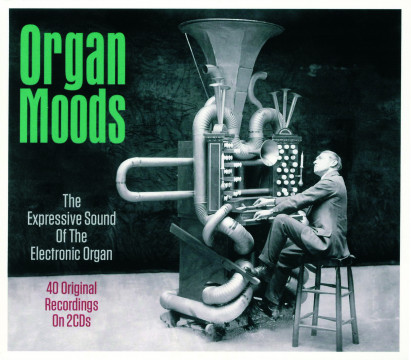 Diverse Interpreten - Organ Moods