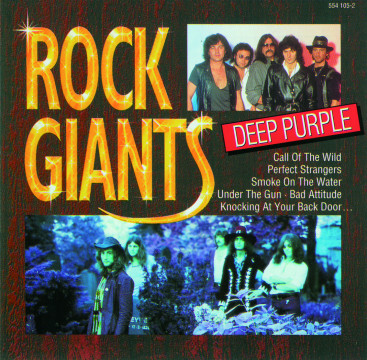 Jon Lord - Rock Giants (Deep Purple)