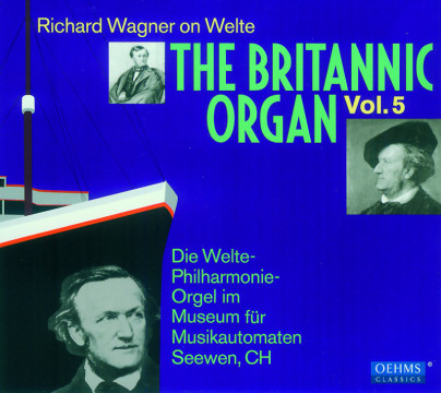 Diverse Interpreten - The Britannic Organ Vol.5