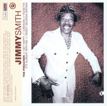 Jimmy Smith - The Preacher