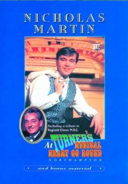Nicholas Martin - At Turner's Musical Merry-Go-Round