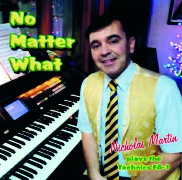 Nicholas Martin - No Matter What