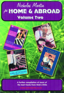 Nicholas Martin - Home & Abroad Vol. 2