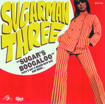 Adam Scone - Sugar's Boogaloo (Sugarman Three)