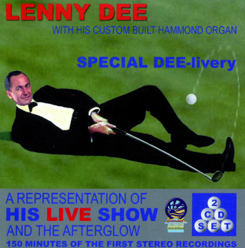 Lenny Dee - Special DEE-livery (2D)