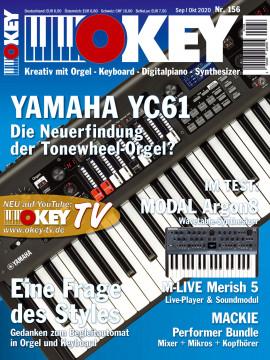OKEY Ausgabe 156 - September/Oktober 2020