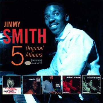 Jimmy Smith - 5 Original Albums