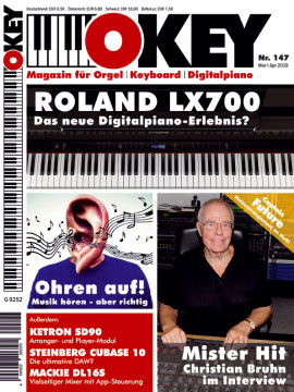 OKEY Ausgabe 147 - Maerz/April 2019