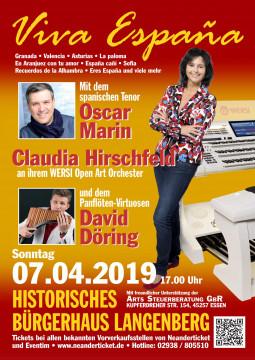 07.04.2019, Velbert - Historisches Bürgerhaus Langenberg