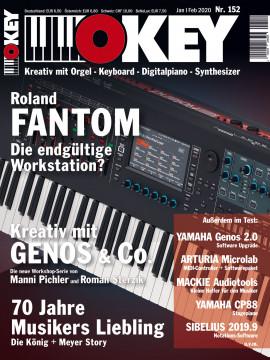 OKEY Ausgabe 152 - Januar/Februar 2020
