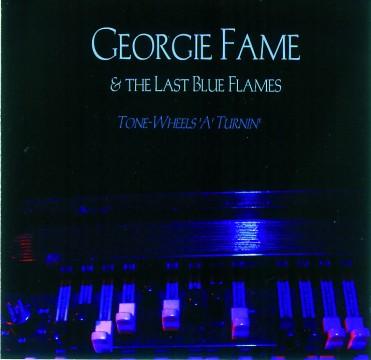 Georgie Fame - Tone-Wheels 'A' Turnin'