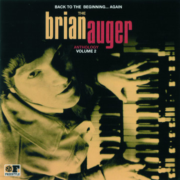 Brian Auger - Back To The Beginning...Again, The Anthology Vol. 2 (2CD)
